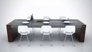 dining room tavolo di alfonso concrete dining table round room tables poured modern tops custom diy
