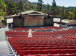 greek theater los angeles seating chart