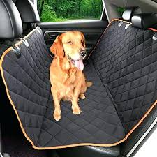 hammock style dog car seat covers best pet car seat covers ideas on dog seat covers