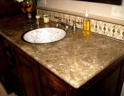 nothing looks more elegant or luxurious than a natural stone vanity top the ease of maintenance coupled with the clean crisp polished finish of natural