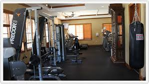 texas golf club fitness center