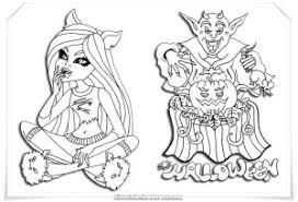 Monster Coloring Pages For Painting Zizo Coloring Pages