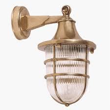 brass polished outdoor lighting art br432 brass