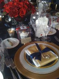 Blue And Gold Table Setting Blue And Gold Table Setting 1000 Ideas About Blue Table Settings