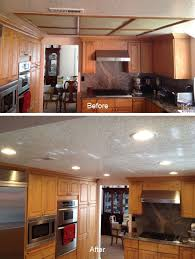 lighting for the kitchen. Kitchen Soffit Lighting For The