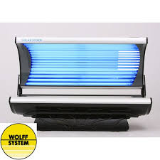 Shop Wolff Systems Solar Storm 24-bulb Tanning Bed with MP3 Audio ...