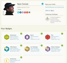 Web Design And Development Community Treehouse Wants To Teach You Web Design Treehouse