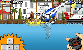 shark attack games play as a shark attack games online shark attack in miami miami shark game