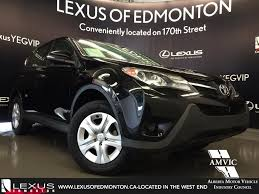 Used Black 2013 Toyota RAV4 AWD LE Review | Wainwright Alberta ...