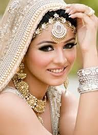 bridal makeup trend