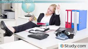 attitudes and values in the workplace videos lessons com deviant workplace behavior negative effects on an organization