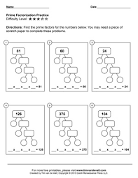 likewise Factor Trees  A festive review of prime and  posite numbers together with  together with Find the Greatest  mon Factor  1   Worksheet   Education as well  further  moreover  together with Fourth Grade Factor Game   YouTube in addition  further Clap Counting with Multiples   Lesson Plan   Education likewise Greatest  mon Factor Worksheets. on factor trees worksheets for fourth grade free