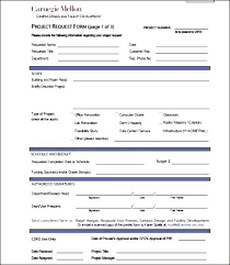 Project Request Form Template Word Change Request Form Template Preview Of The Change Requests Form