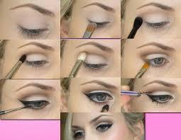 soft eye make up