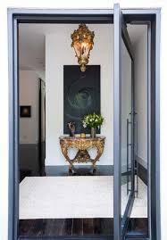 extra large glass pivot door