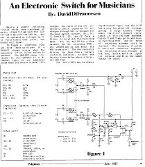 Boss jfet switching dod uses the j113 supposedly they have a low pinch off voltage whatever