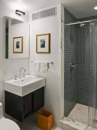 Small Picture Bathroom Glass Block Shower Design Ideas For Small Bathroom