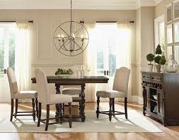full size of bathroom beautiful dining room chandelier height 19 standard for trendy upholstered counter stool