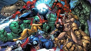 Marvel Bedroom Wallpaper Design736552 Superhero Wallpaper For Bedroom 17 Best Ideas