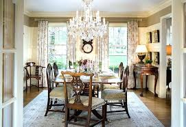 bold ideas dining room chandeliers with shades farmhouse chandelier traditional window