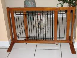 teal accessories wooden freestanding pet gates together with wire and interior home accessories ideas outdoor pet
