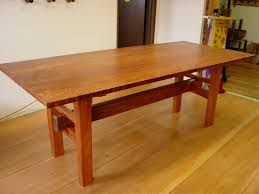 japanese dining room furniture. Dining Room:Handmade Redwood Table With Japanese Joinery By Heritage Salvage Room Most Creative Furniture