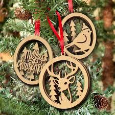 Christmas Ornament Patterns Custom Strikingly Beautiful Wood Christmas Ornaments Patterns To Make Lathe
