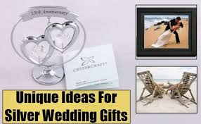 unique ideas for silver wedding gifts share celebrating a silver wedding anniversary is a huge milestone and is a great reason to celebrate