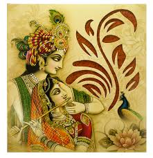hindu wedding card with radha krishna images KYN1417_LRG wedding card with radha krishna images on radha krishna images for wedding cards