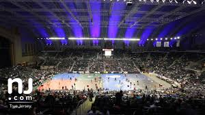 Legendary Boardwalk Hall Stage Is Sanctuary For State Tournament Wrestlers