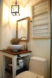 rustic modern bathroom ideas. Rustic Small Half Bathroom Ideas And Design For Upgrade Your House Upstairs Modern