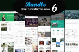 Newsletter Free Templates Email Newsletter Templates Collection Free Download