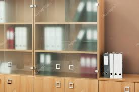 bookshelves with glass doors bookcase