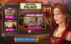 Find hidden objects & mystery match 3 puzzle game. Hidden Object Game Haunted Palace Apl Di Google Play
