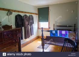 Mennonite Bedroom Furniture Doon Heritage Village Mennonite Peter Martin House Bedroom