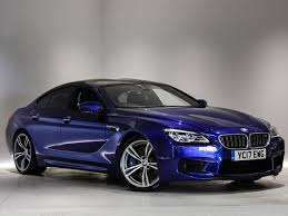 Coupe Series bmw gran coupe m6 : 2017 BMW M6 GRAN COUPE: M6 4dr DCT | Peter Vardy