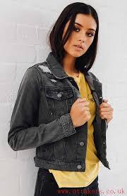 thrills women s destroy wanderer jacket faded grey 47902