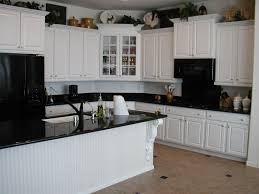 Kitchens With White Appliances And White Cabinets Kitchen Cabinets