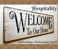 Christian Hospitality Quotes Best Of Quotes And Resources For Cultivating Hospitality Healthy Spirituality