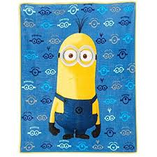 Despicable Me Throw Blanket