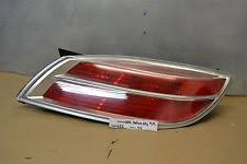 saturn sky tail lights 2010 saturn sky right pass genuine oem tail light 14 6j2
