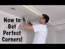 how to tape drywall inside corners