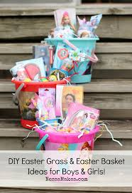 easter basket ideas easter grass disneyeaster ad