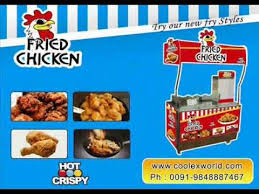 Chicken Wing Vending Machine Gorgeous Fried Chicken Vending Machines India YouTube