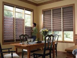 Roman Blinds In Kitchen Decorating Ideas Top Notch L Shape Kitchen Decoration With White