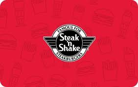 Steak 'N Shake eGift | Gift Card Gallery