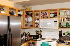 Refresh Kitchen Cabinets How To Remove A Kitchen Cabinet Monsterlune