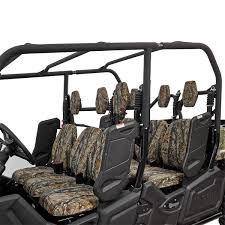 camo polyester seat cover