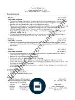 Structural Engineer Resume samples   VisualCV resume samples database Free Resume Example And Writing Download     Chic Ideas Technical Resume Template    Resume Sample