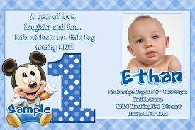 sle invitation 1st birthday card fresh create 1st birthday invitation card for free juve cenitdelacabrera